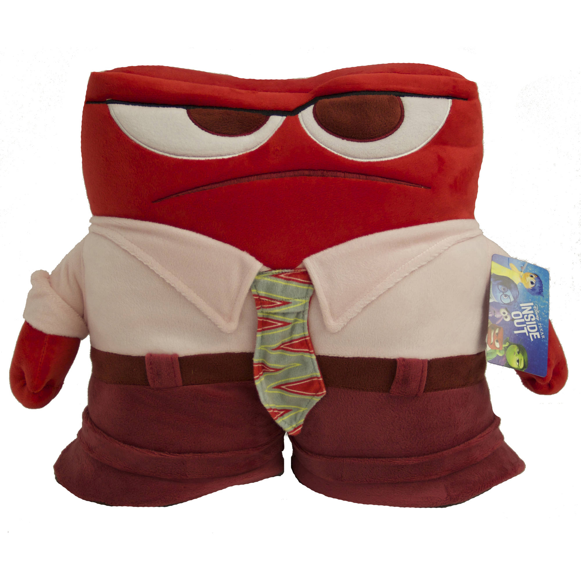 Disney Inside Out Anger 12 X12 Pillow Buddy