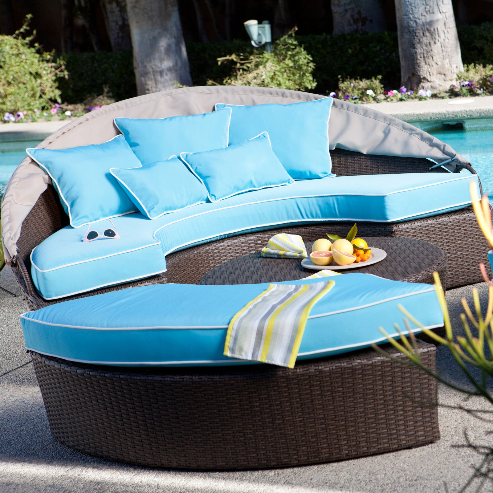 Outdoor Daybeds - Walmart.com on Belham Living Brighton Outdoor Daybed  id=30489