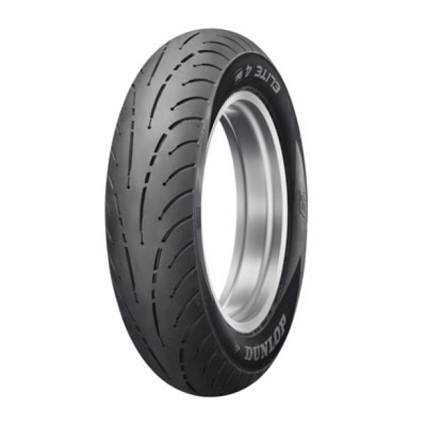 Dunlop Elite 4 Rear Motorcycle Tire For