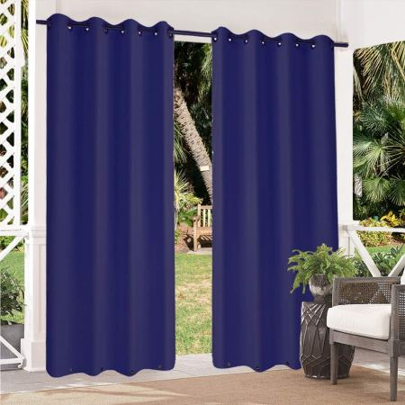 How To Make Outdoor Curtains With Grommets Review Home Decor