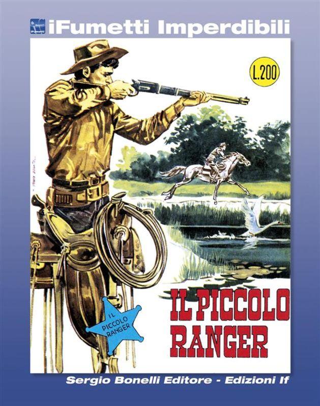 Il Piccolo Ranger n. 1 (iFumetti Imperdibili) - eBook - Walmart.com