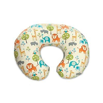 boppy nursing pillow and positioner peaceful jungle