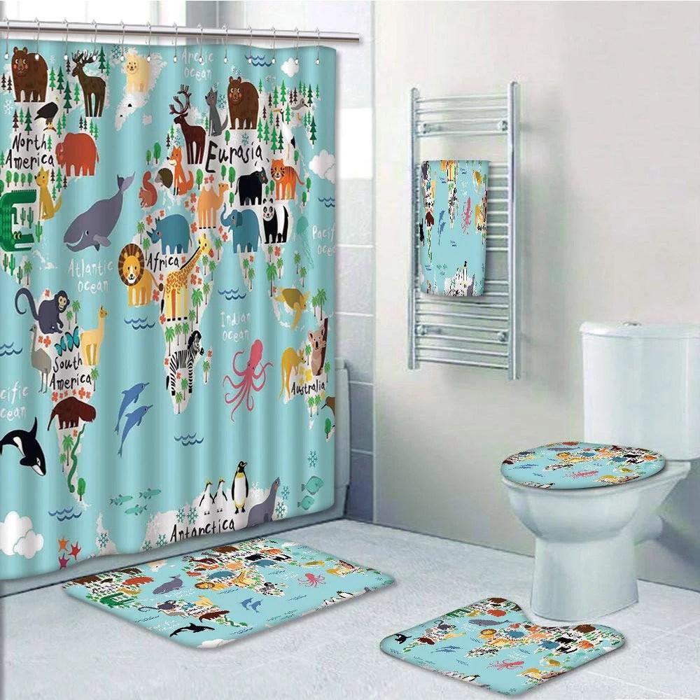kids bathroom sets walmart com