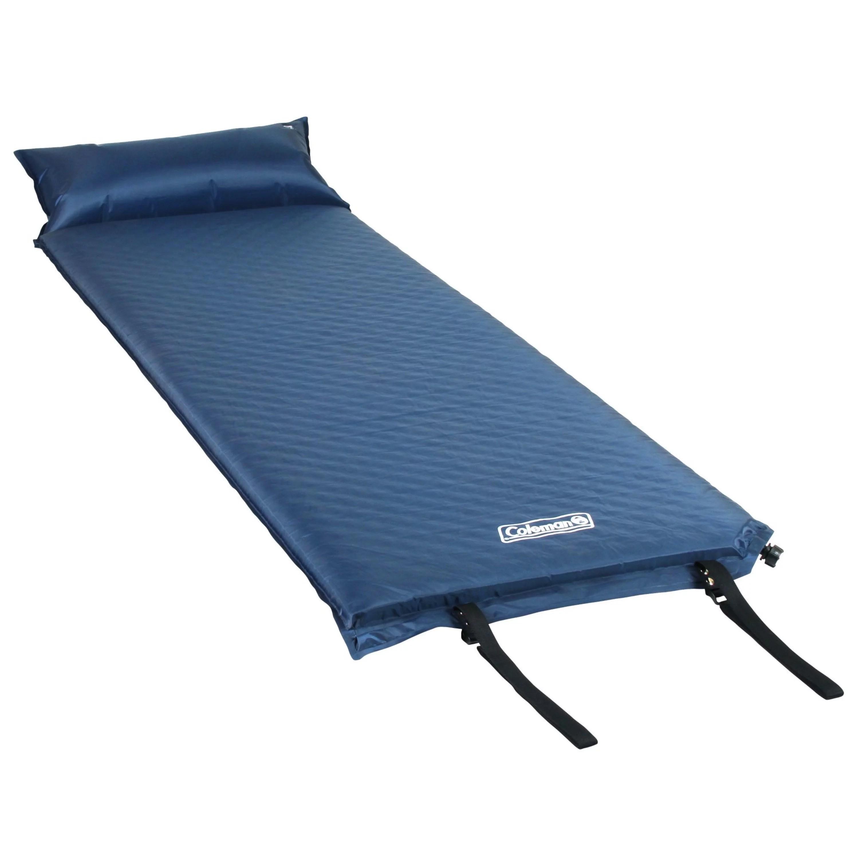 coleman self inflating sleeping pad