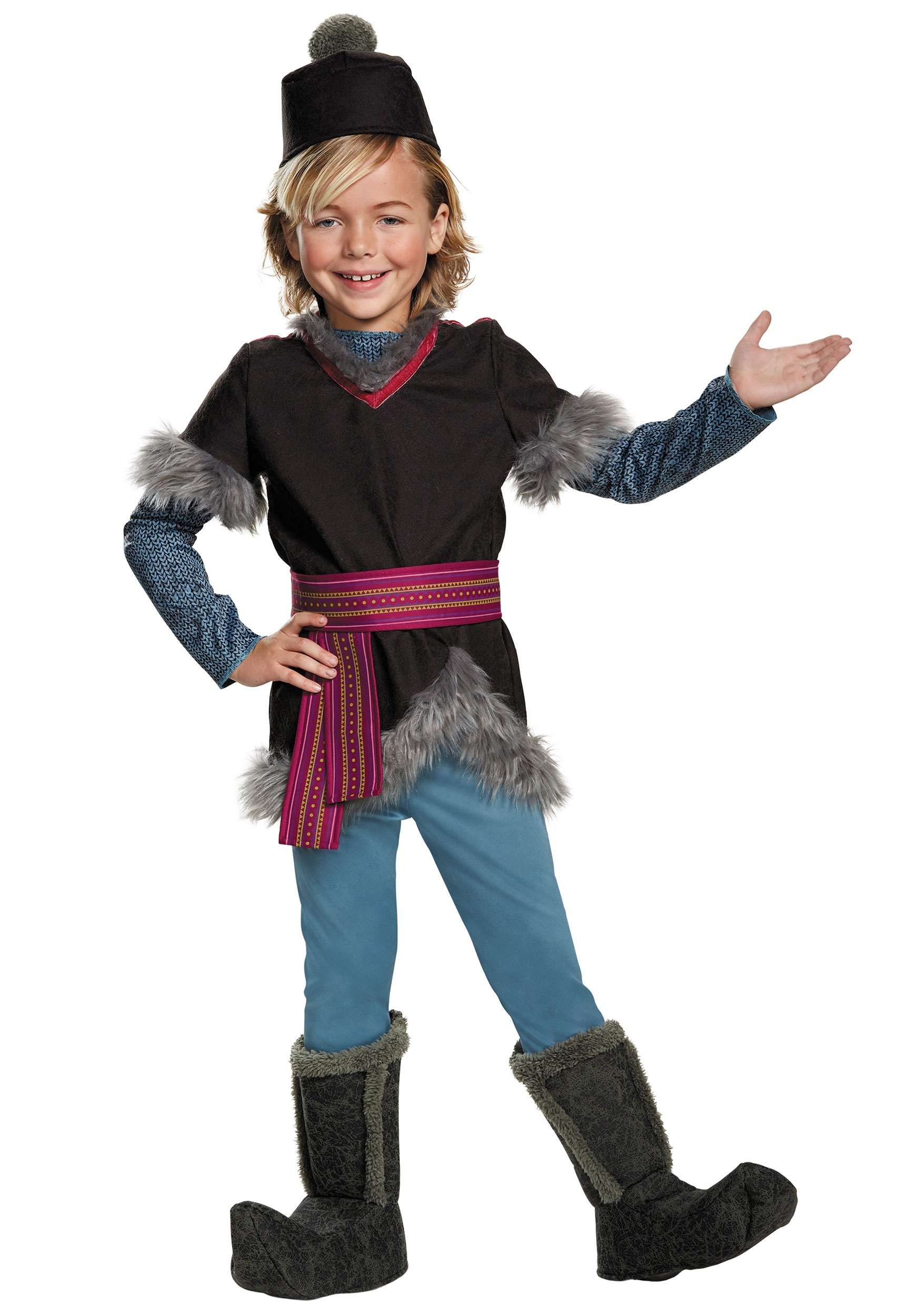 Frozen Kristoff Deluxe Child Costume Walmart Canada