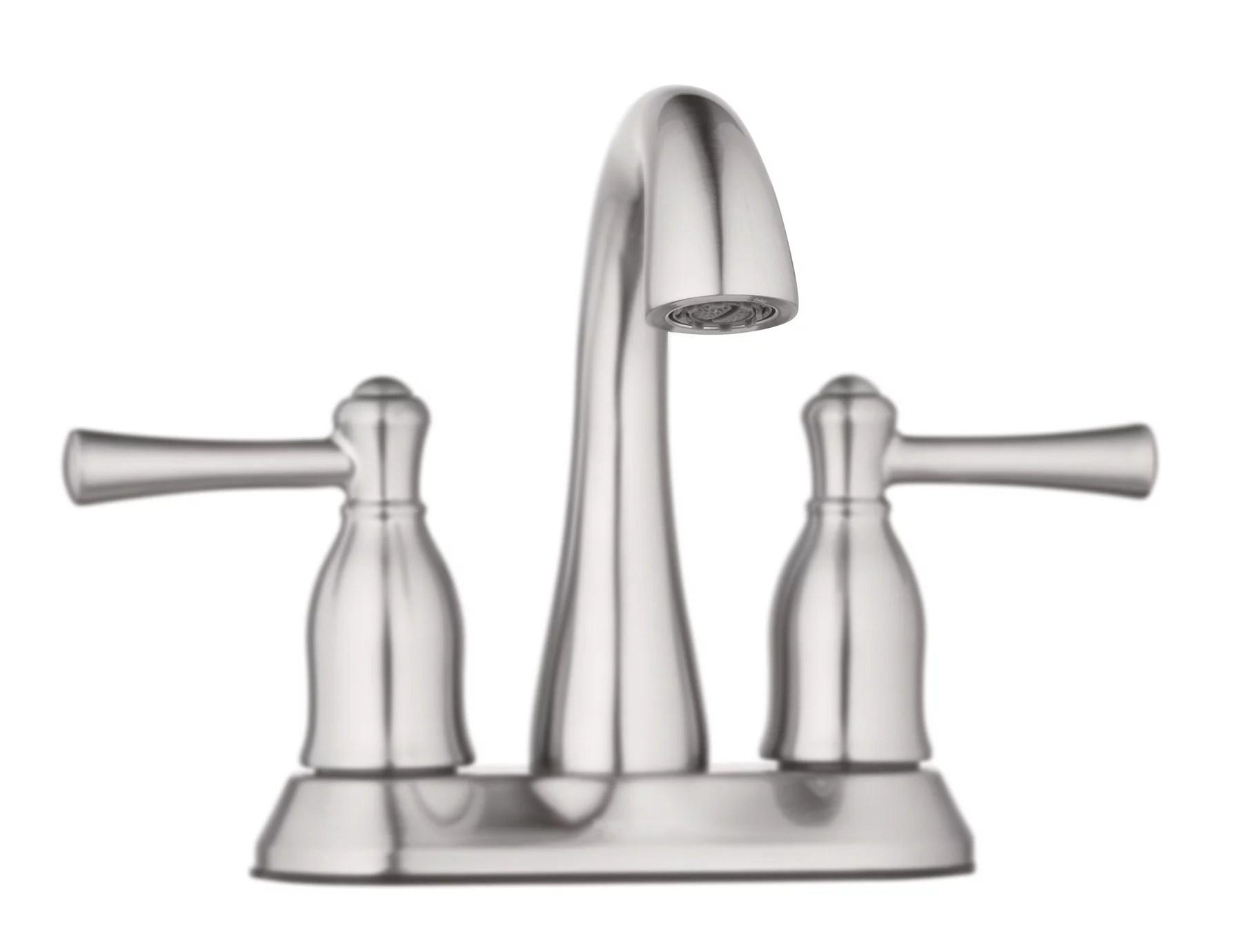 satin nickel bathroom faucets walmart com