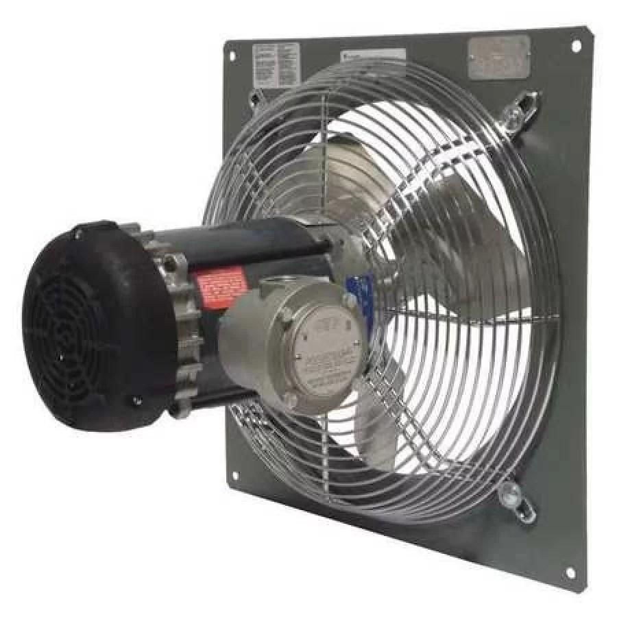 canarm p16 4 exhaust fan hazardous location 16 in