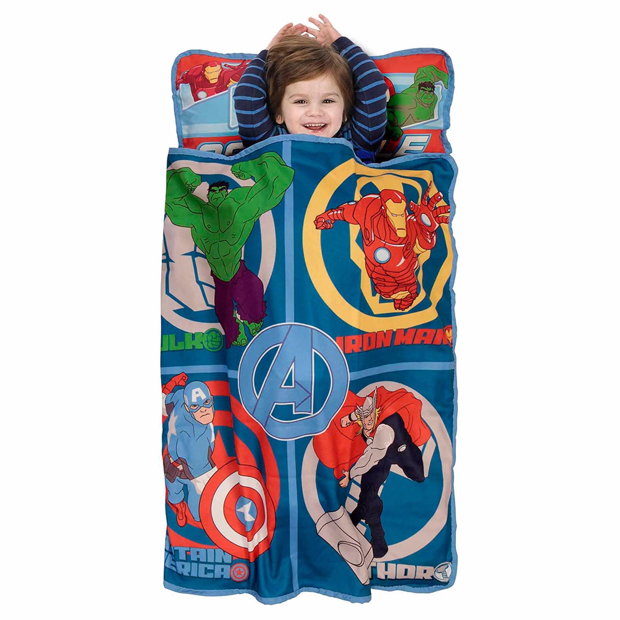 marvel s avengers toddler nap mat