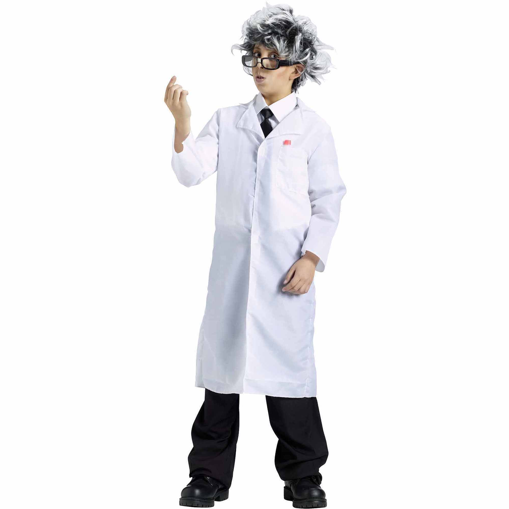 Kids Scientist Costume