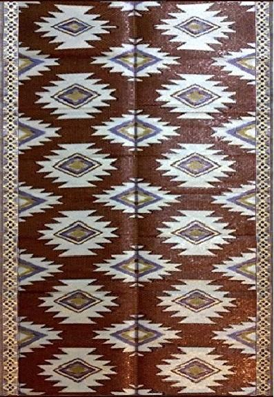 6 x9 indoor outdoor plastic straw patio rugs mats camping picnic mats 4460
