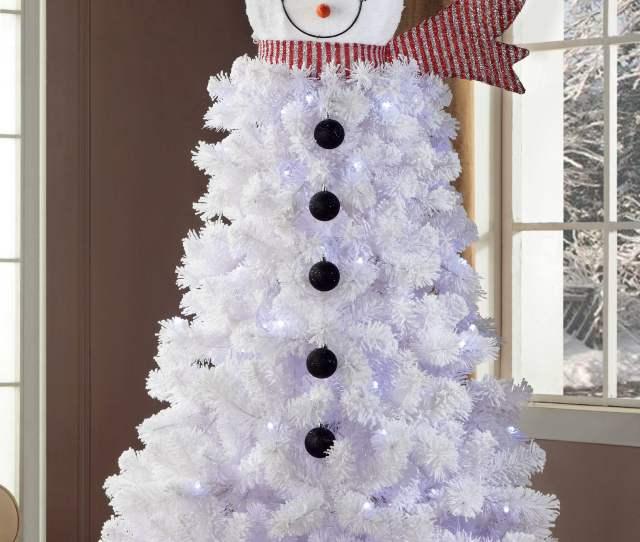 Snowman Christmas Tree Walmart Com