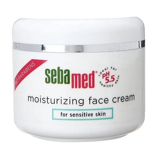 Sebamed Moisturizing Face Cream For Sensitive Skin - 2.6 Oz