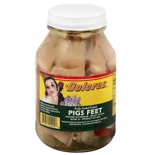 Pigs Feet Pickled 19 Oz pack Of 12 Walmartcom