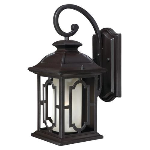 patriot lighting madison noble bronze 16 5 outdoor wall light
