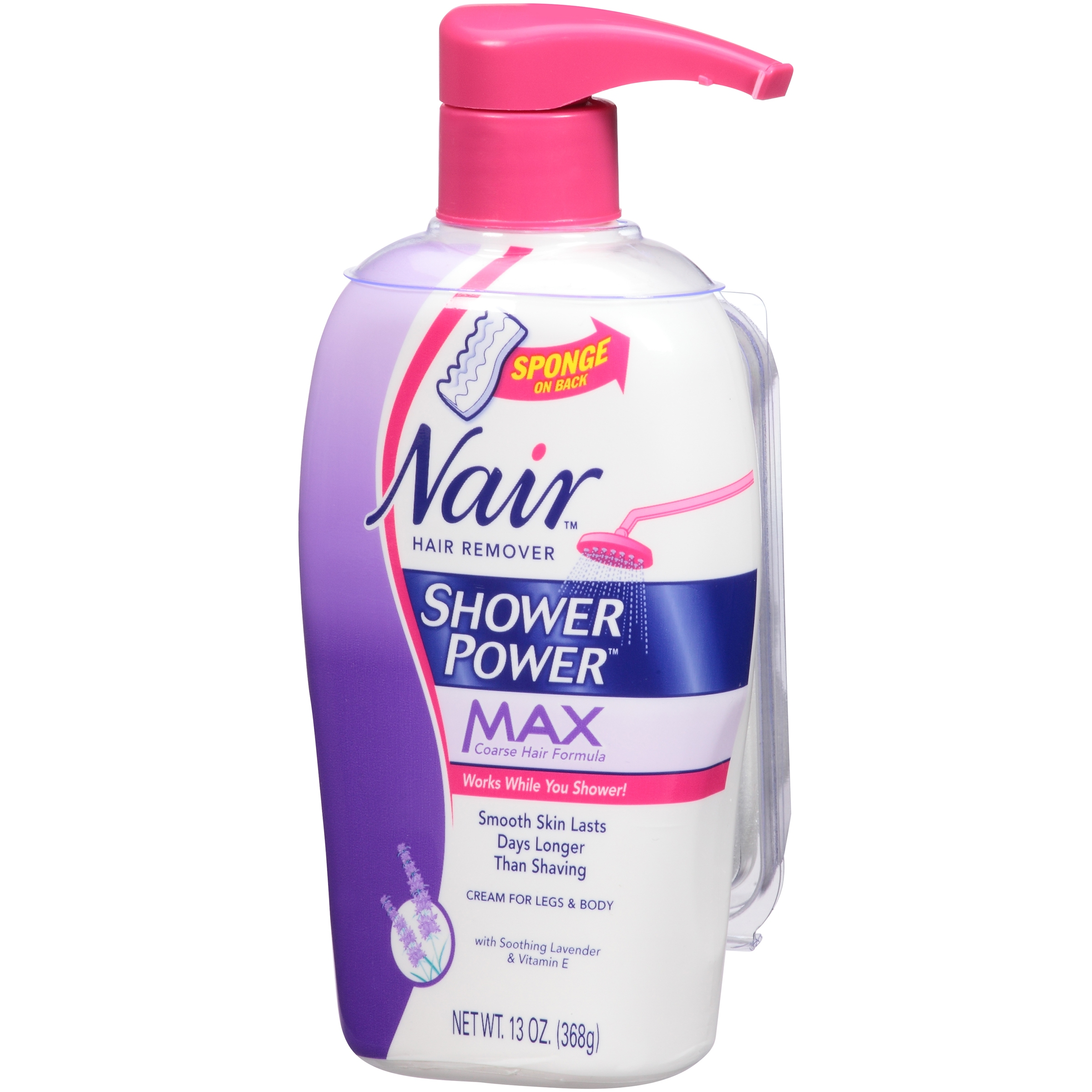 Nair Shower Power Max