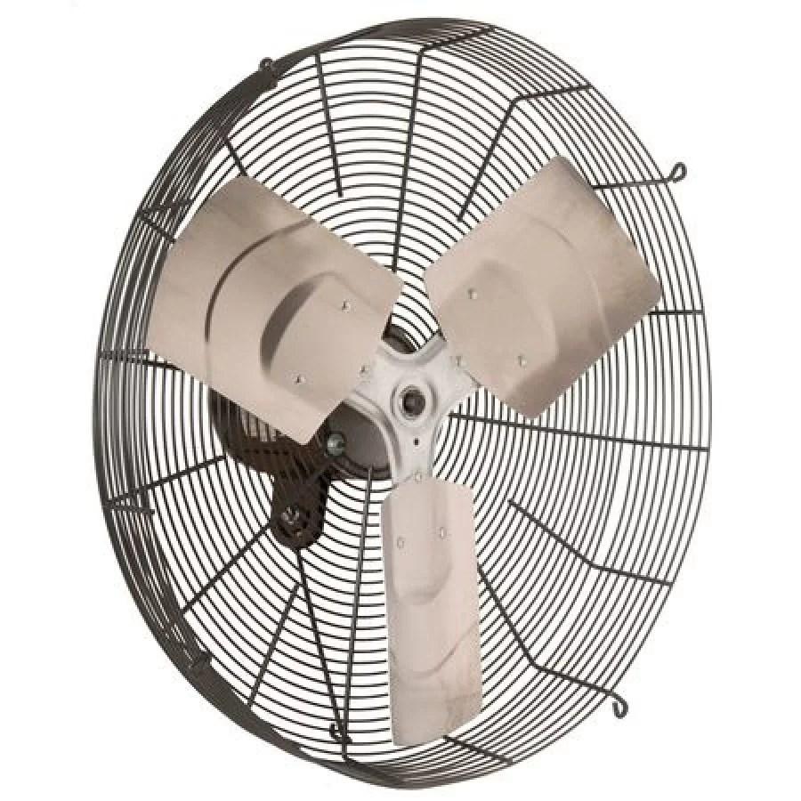 dayton 1hkl5 exhaust fan 16 in 115v 1280 cfm