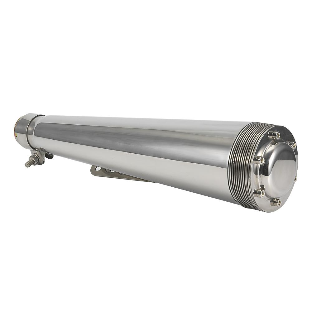 lyumo exhaust tips corrosion resistance universal motorcycle modification exhaust tail pipe motorcycle exhaust pipe