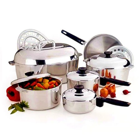 Top 10 Best Induction Cookware Sets 2017