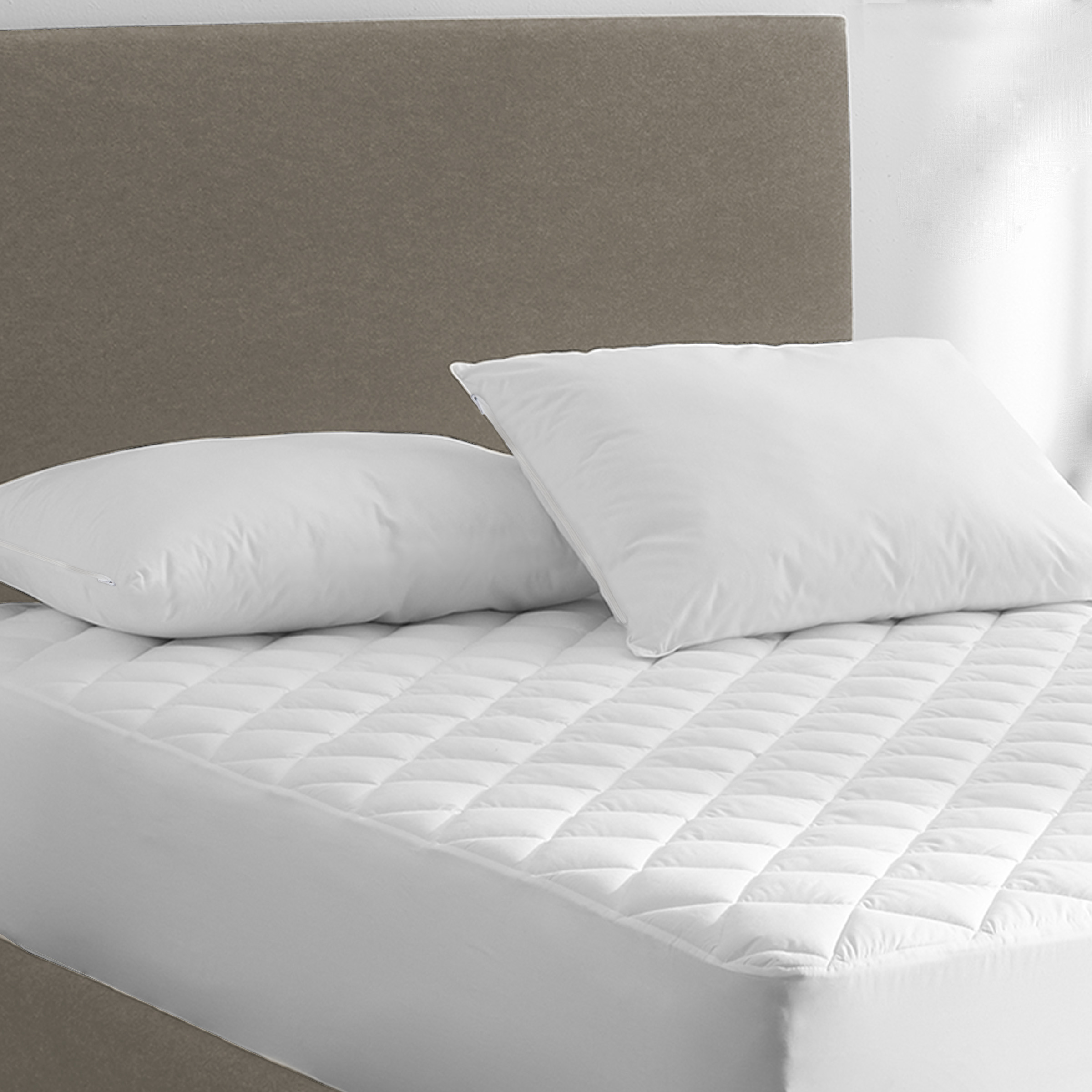 mainstays prochill pillow protector with cooling technology