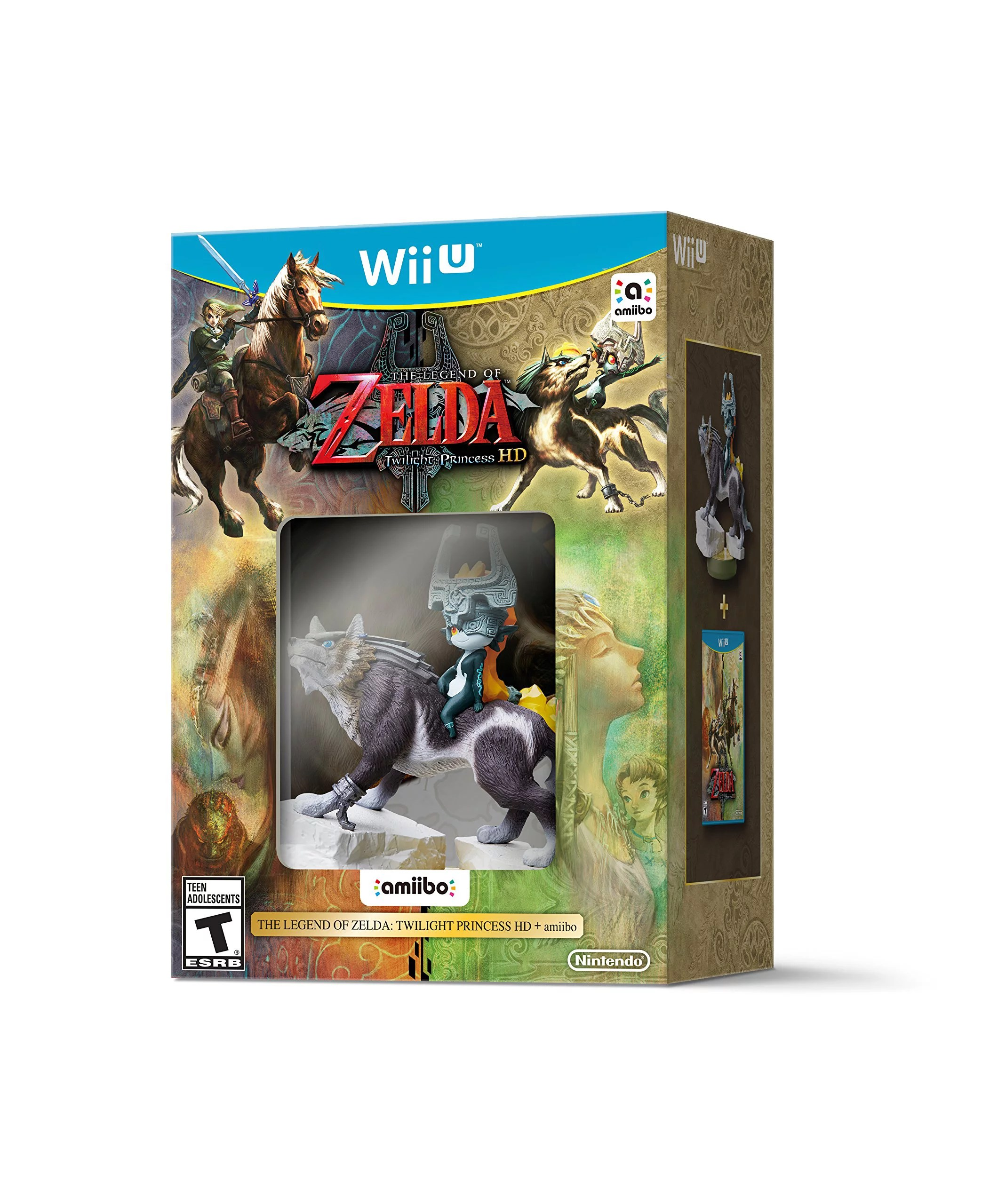The Legend of Zelda  Twilight Princess HD  Nintendo  Nintendo Wii U     The Legend of Zelda  Twilight Princess HD  Nintendo  Nintendo Wii U   045496903763   Walmart com