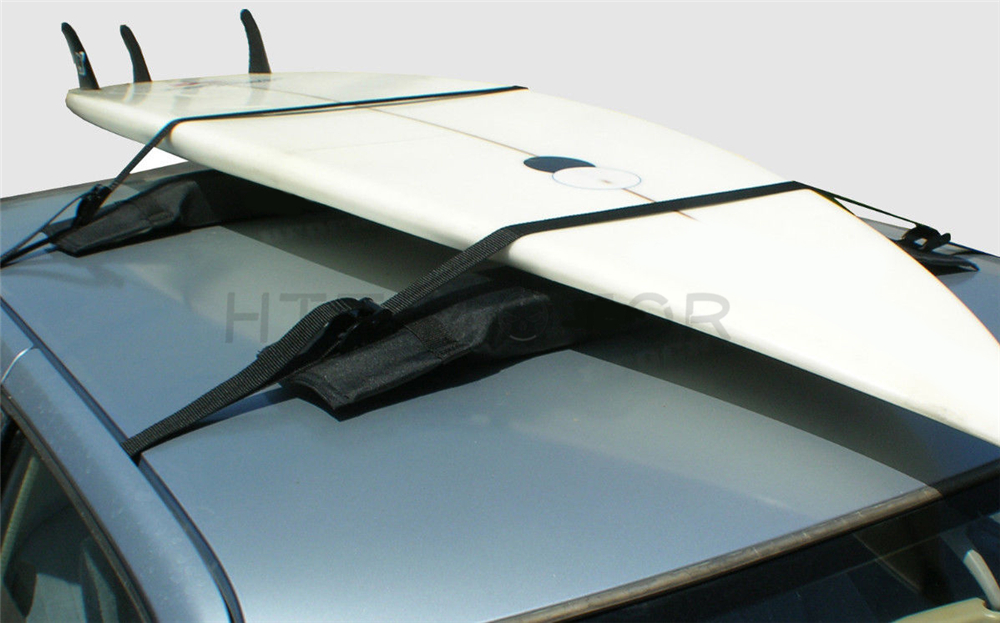 httmt 2 surfboard soft wrap roof racks rax any car automobile suv minivan van sedan walmart com