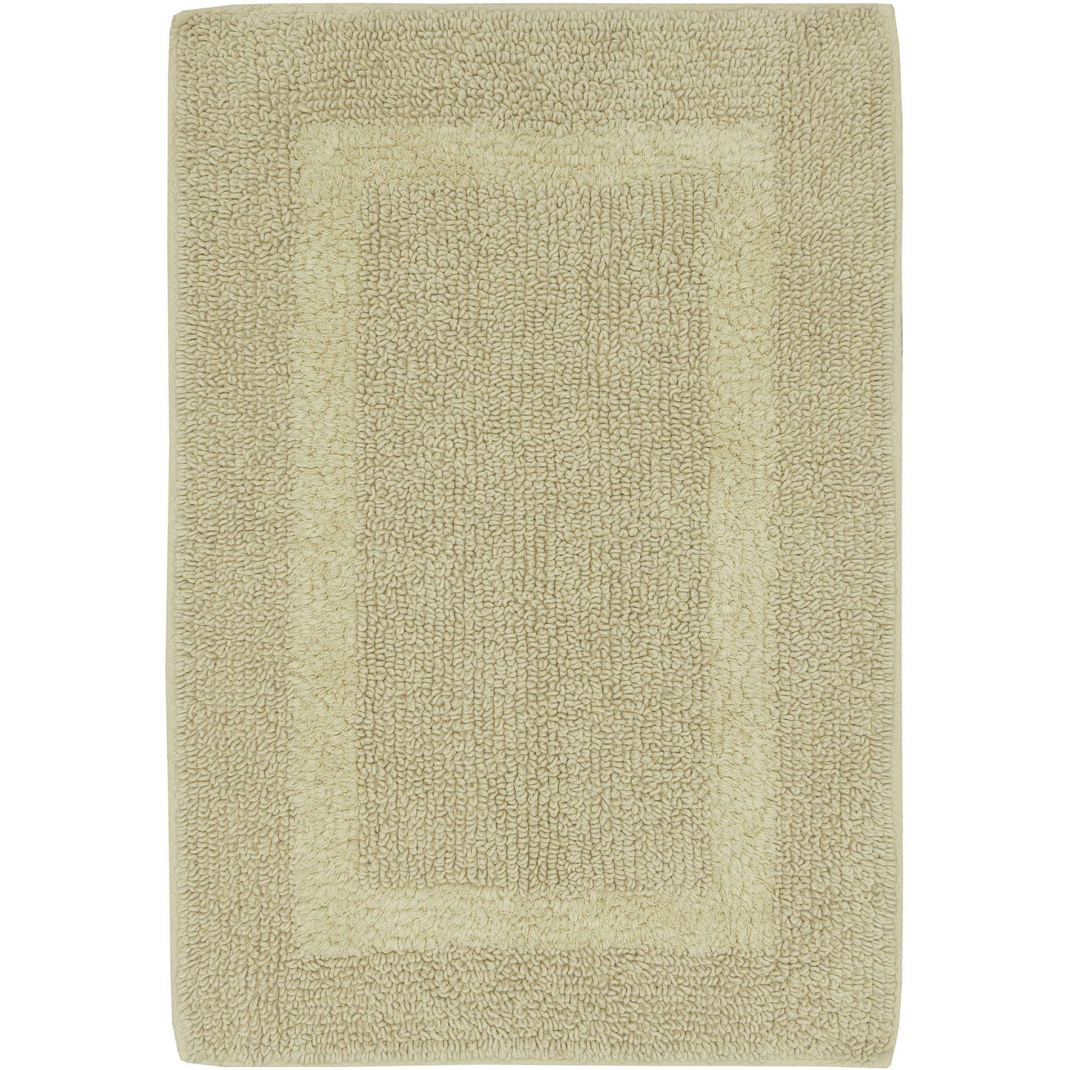 better homes and garden cotton reversible bath rug on farmhouse colors for bath mats walmart id=54349