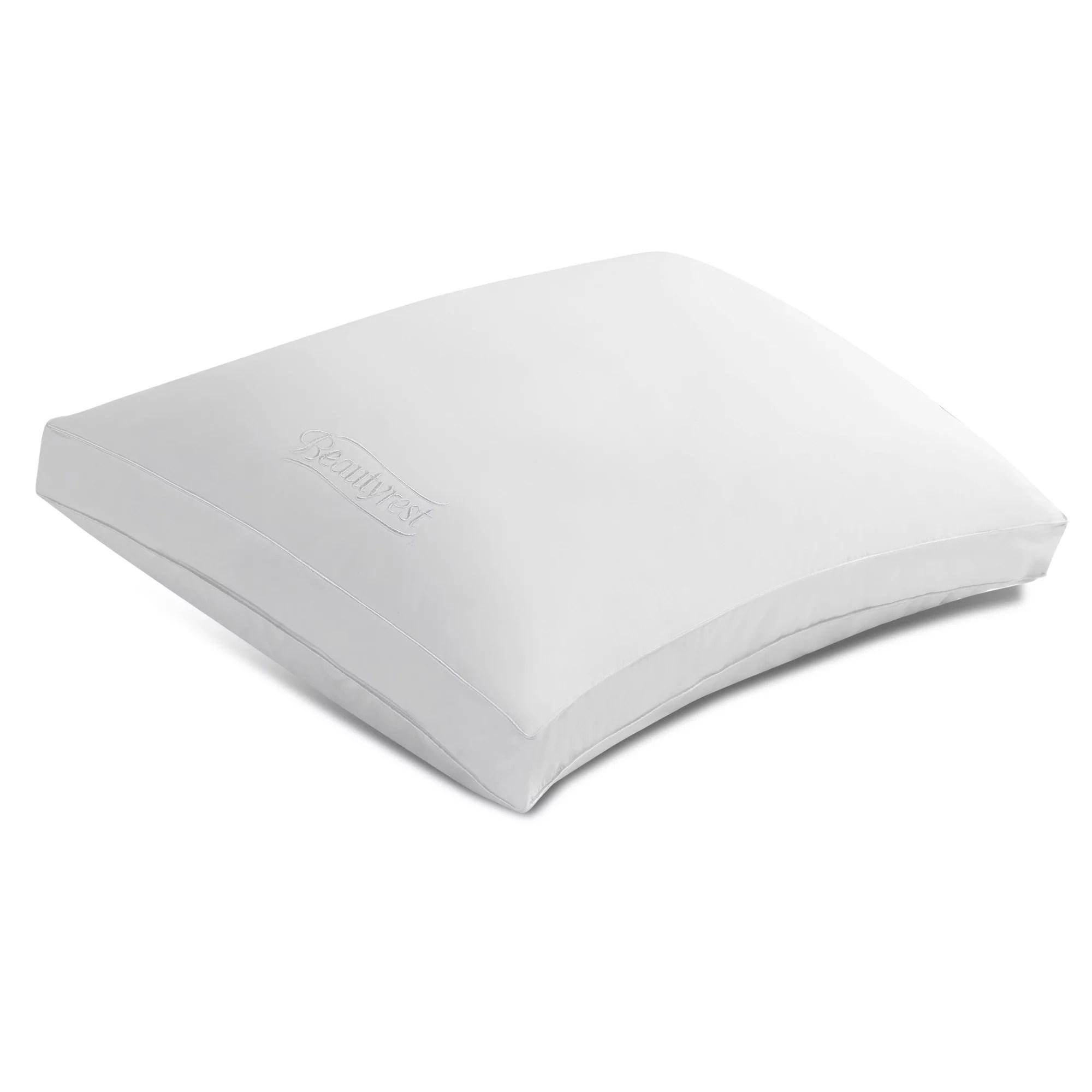 beautyrest hydro gel memory foam pillow