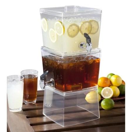 Creative Bath Stackable Beverage Dispenser