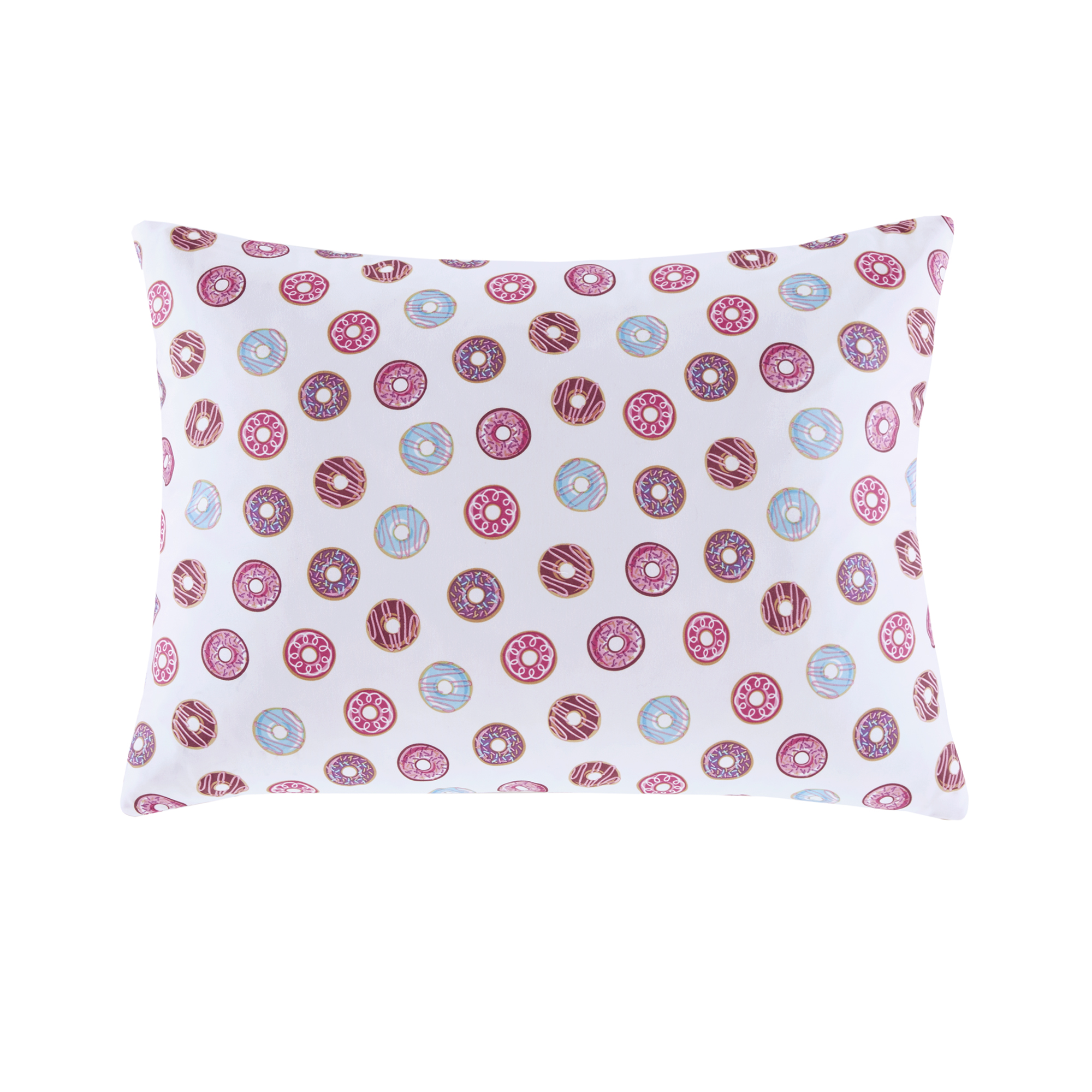 mainstays microfiber travel pillow cover 1 each