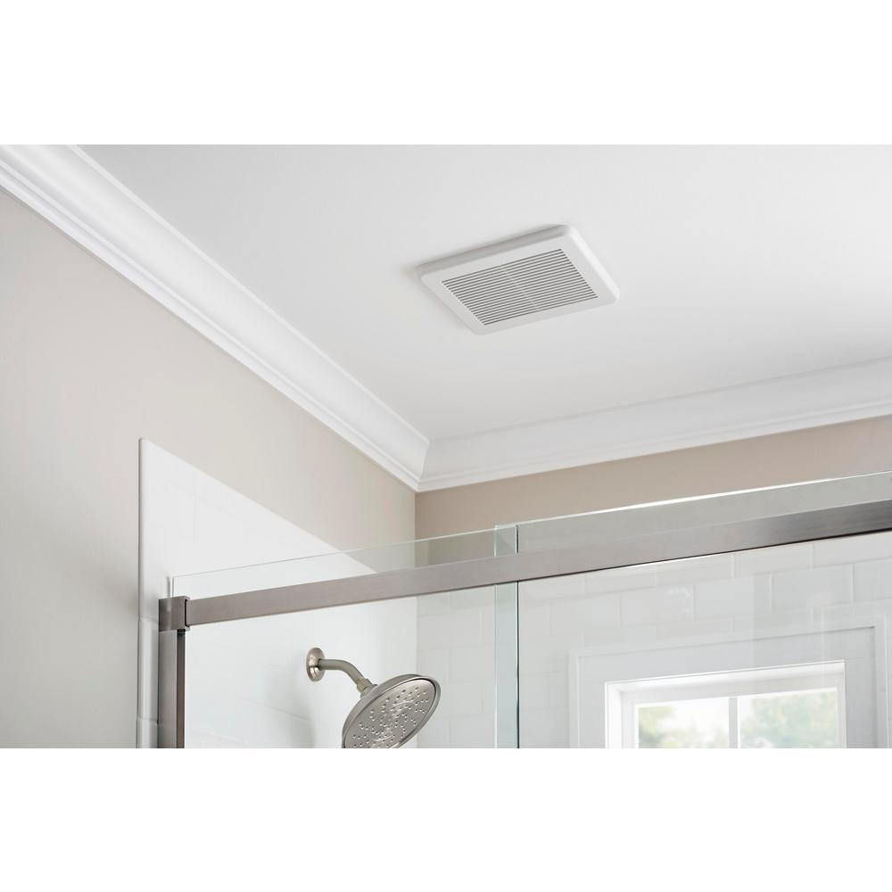 hampton bay 50 cfm ceiling bathroom exhaust fan