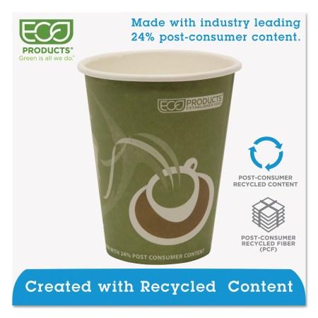 Eco-Merchandise Recycled Sizzling Cups, Multi, 1000 / Carton (Amount) b98d5917 ecd1 488b 9091 64f8b2ad8c9d 1