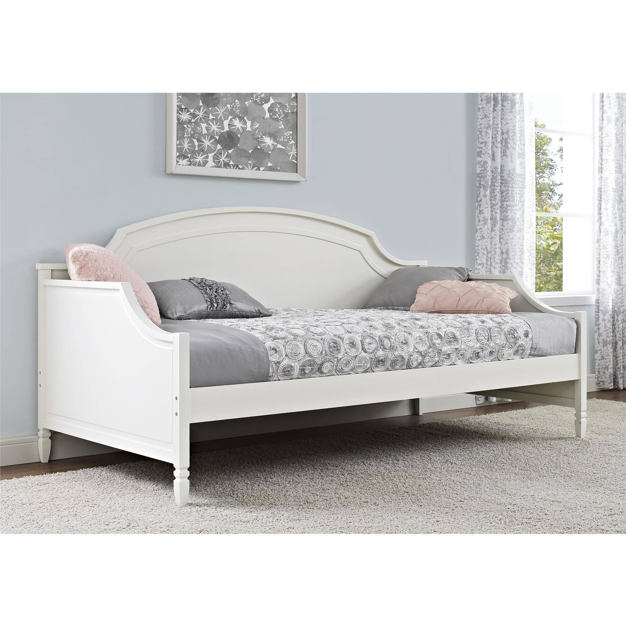 better homes and gardens lillian twin daybed white walmart com