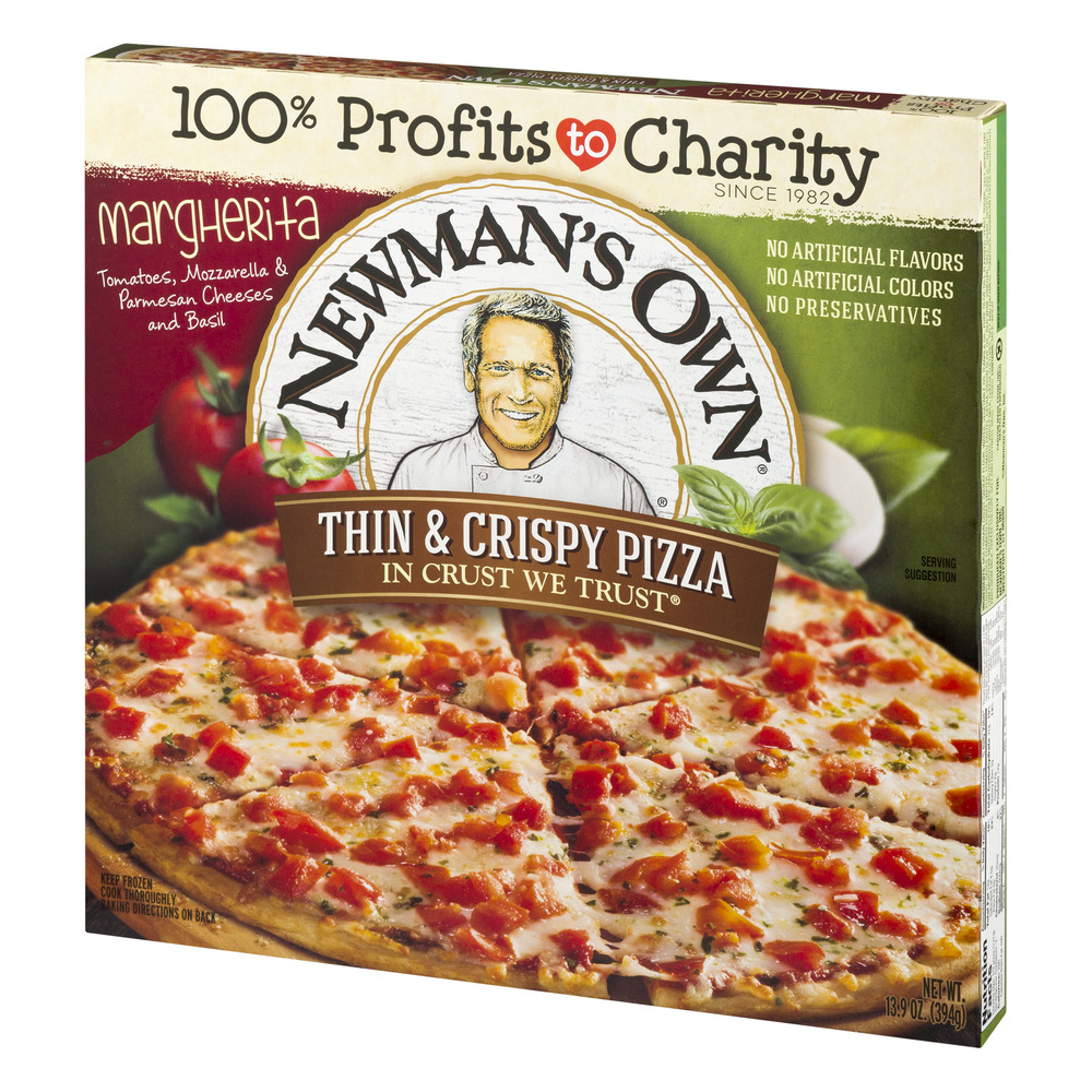 Image result for Newman's Own frozen pizza