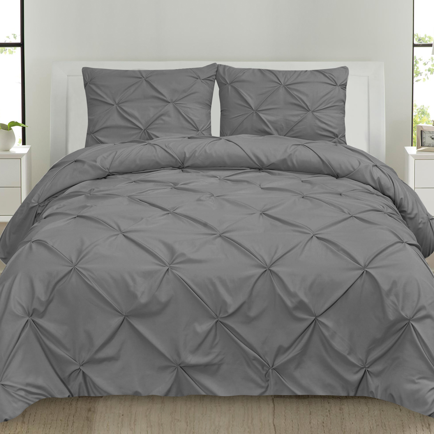 home bedding new luxury duvet cover set