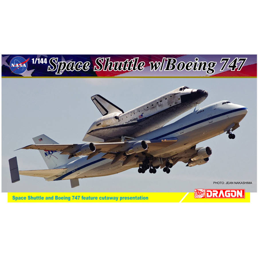 Dragon Models 1144 Scale NASA Space Shuttle Discovery