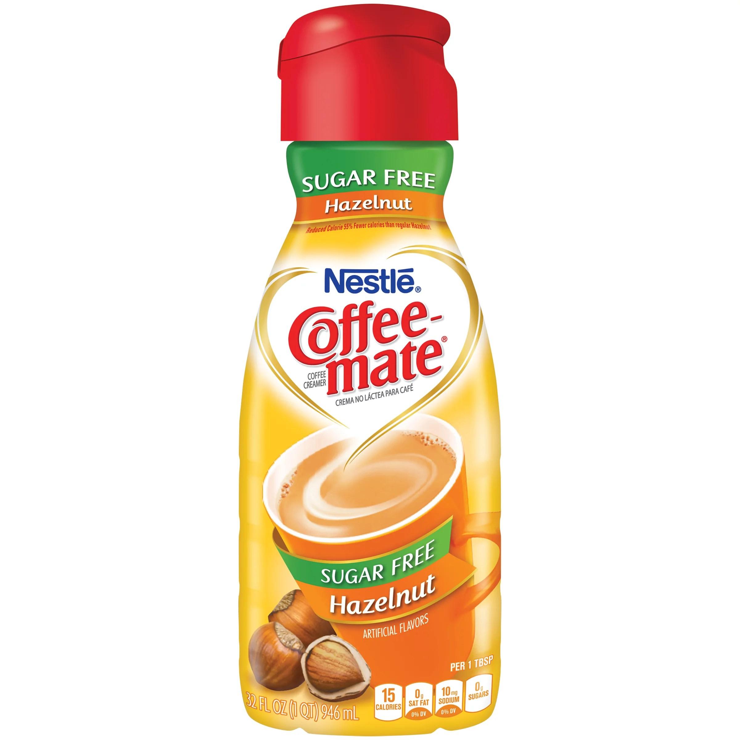 Coffee Liquid Powder Oz Or Coffee Or Mate Creamer 2 10 Larger Nestle