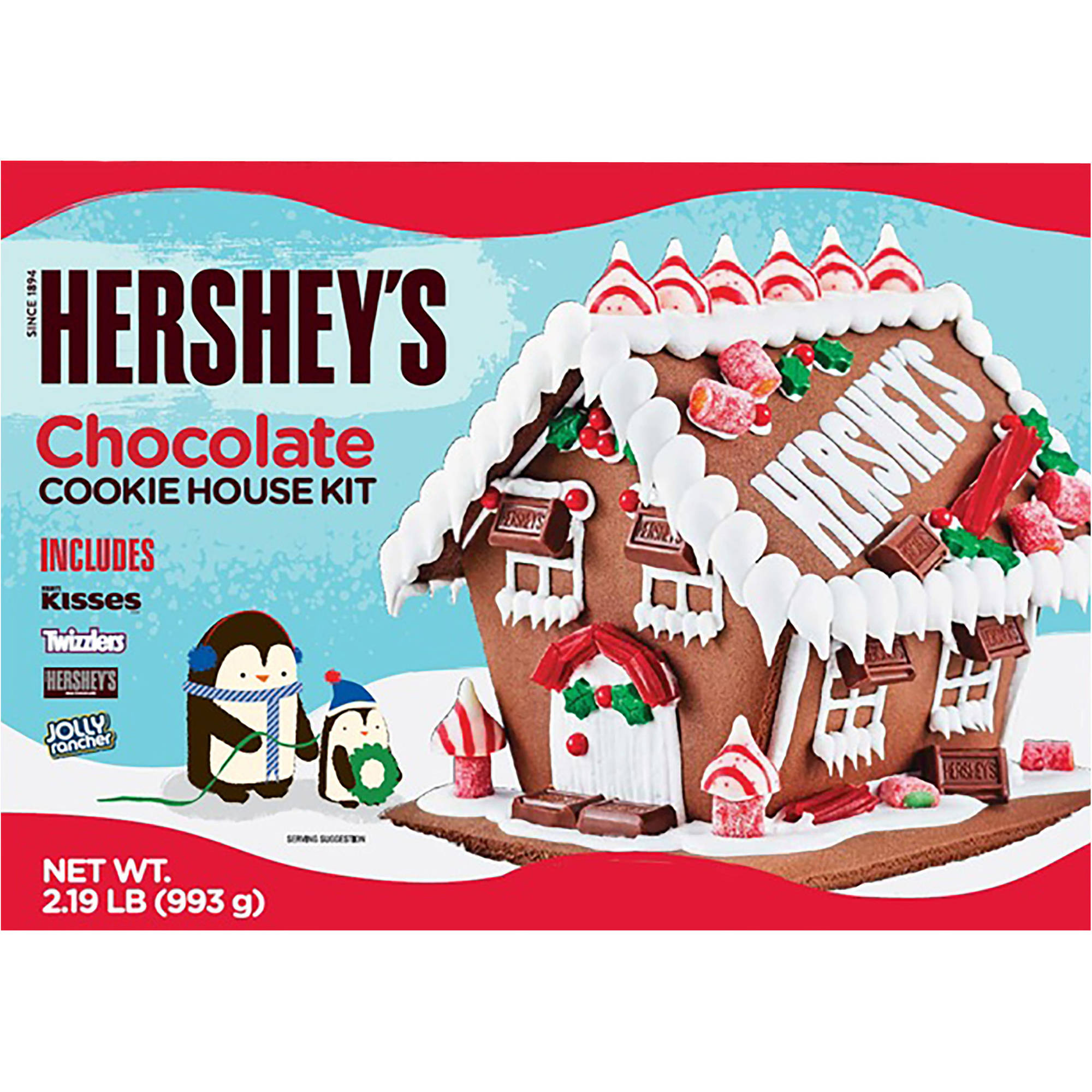 gingerbread house kits walmart