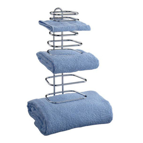 wildon home wall mounted three guest towel rack