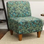Mainstays Amanda Armless Accent Chair Multiple Colors Walmart Com Walmart Com