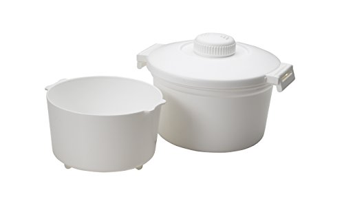nordic ware microwave rice cooker 8 cup