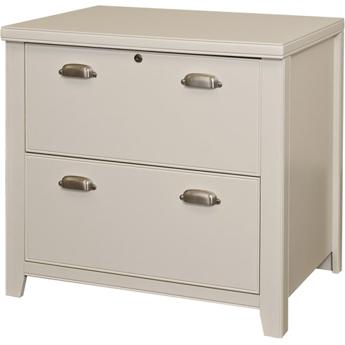Midtown 2 Drawer Lateral File Cabinet Multiple Finishes