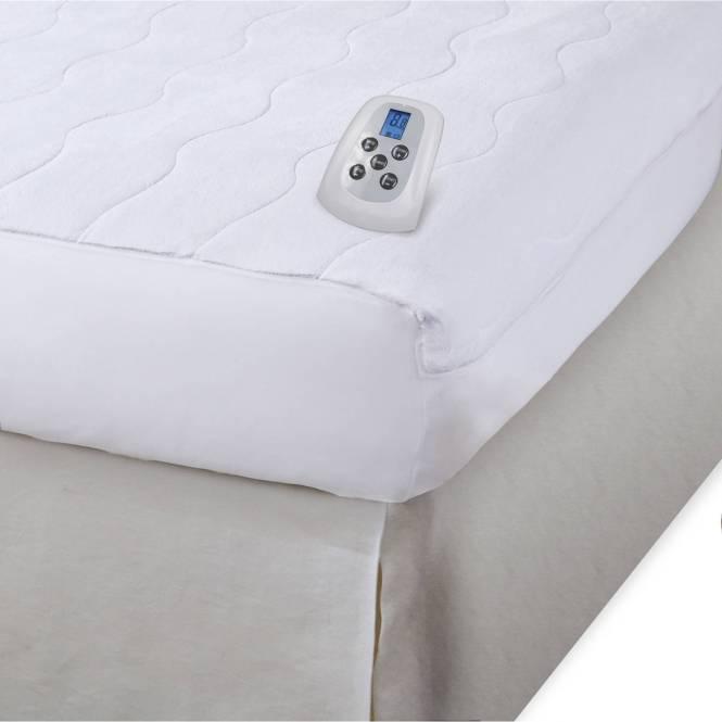 Serta 4 Pillow Top And Memory Foam Mattress Topper Queen