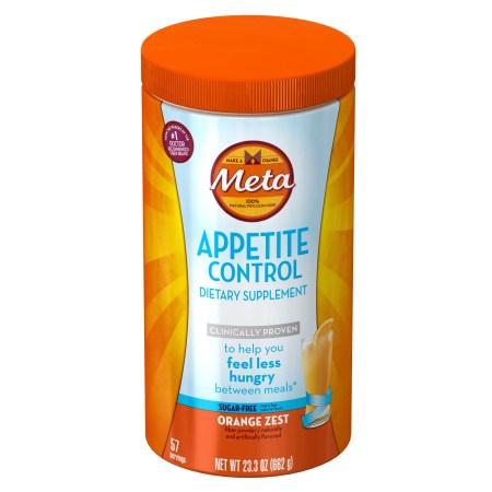 Metamucil المكملات الغذائية اليومية وفقدان الوزن فقدان الشهية ، والبرتقال Zest الخالية من الألياف الشهية ، 57 جرعة be88a3d7 4b5a 46f3 8a10 ea6fec62192d 1