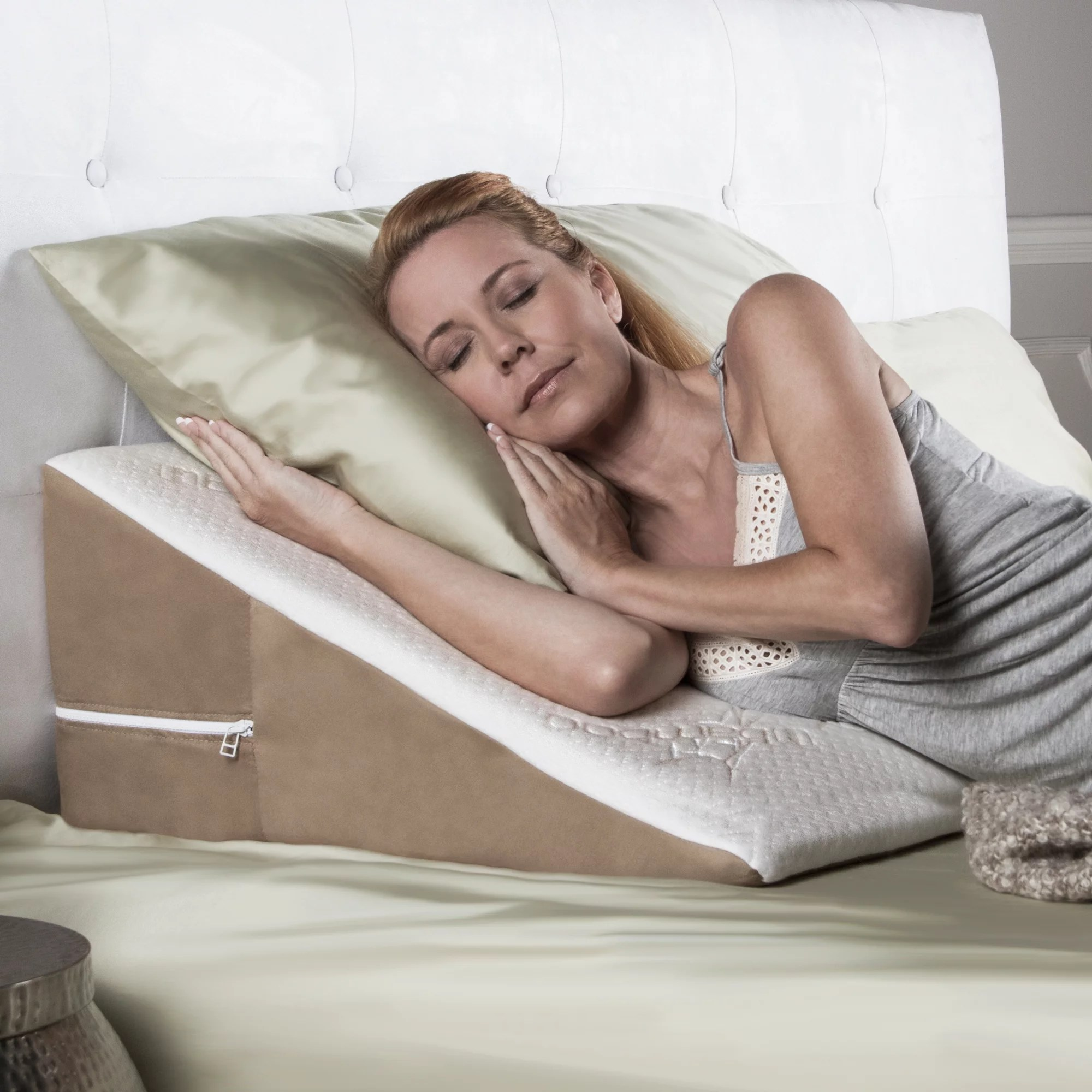 best rated wedge pillow for acid reflux