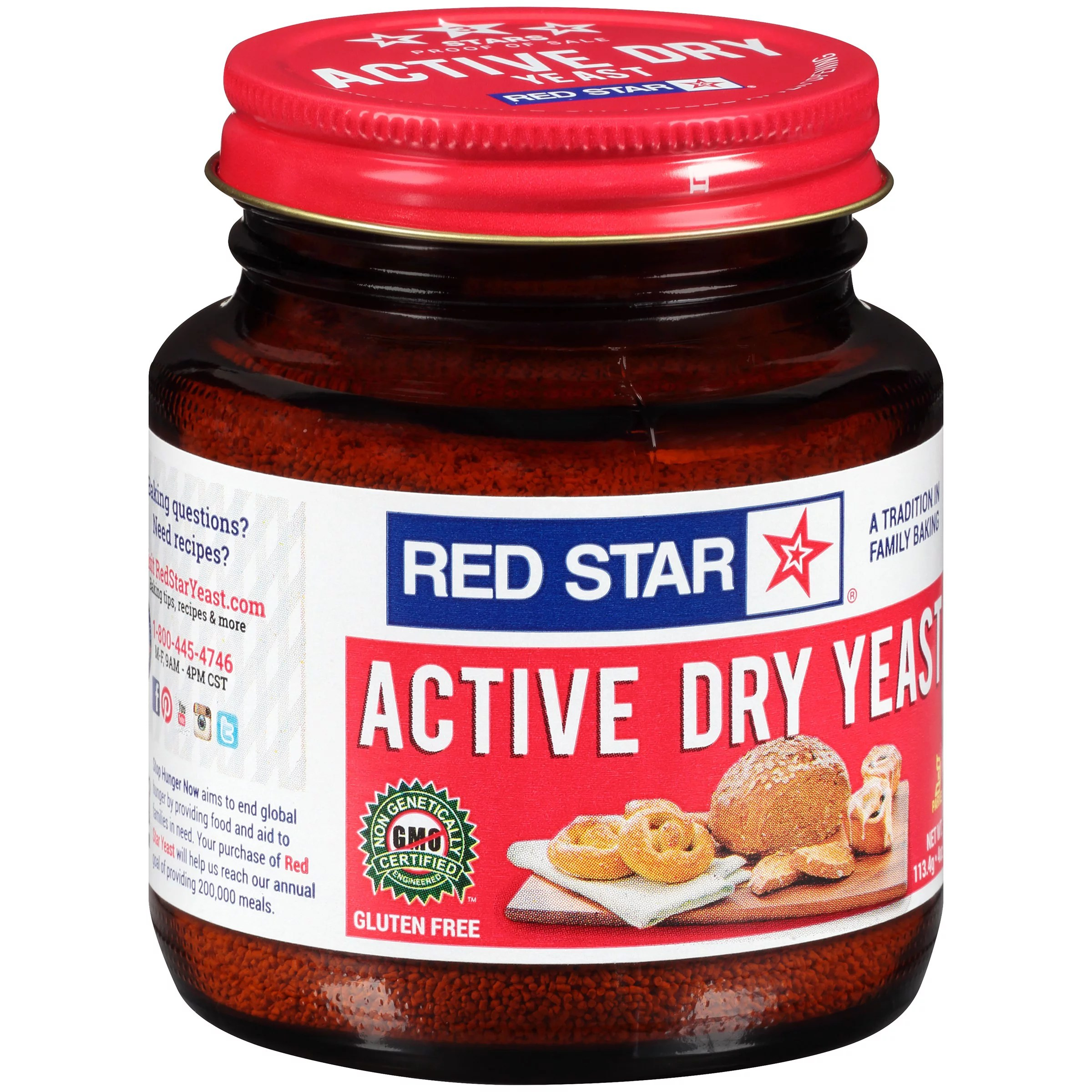 Yeast 1 Size Pack Active