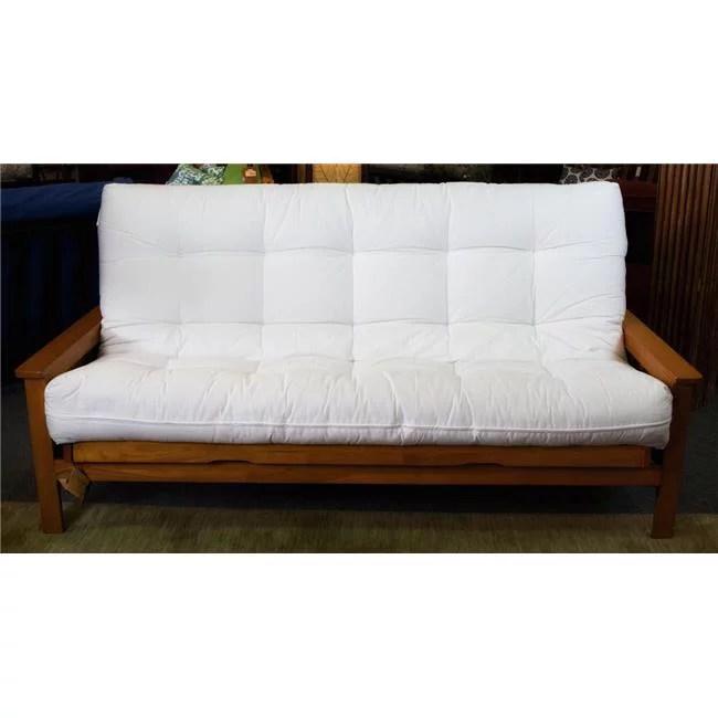 naturally sleeping ccf 01 k king size standard futon mattress