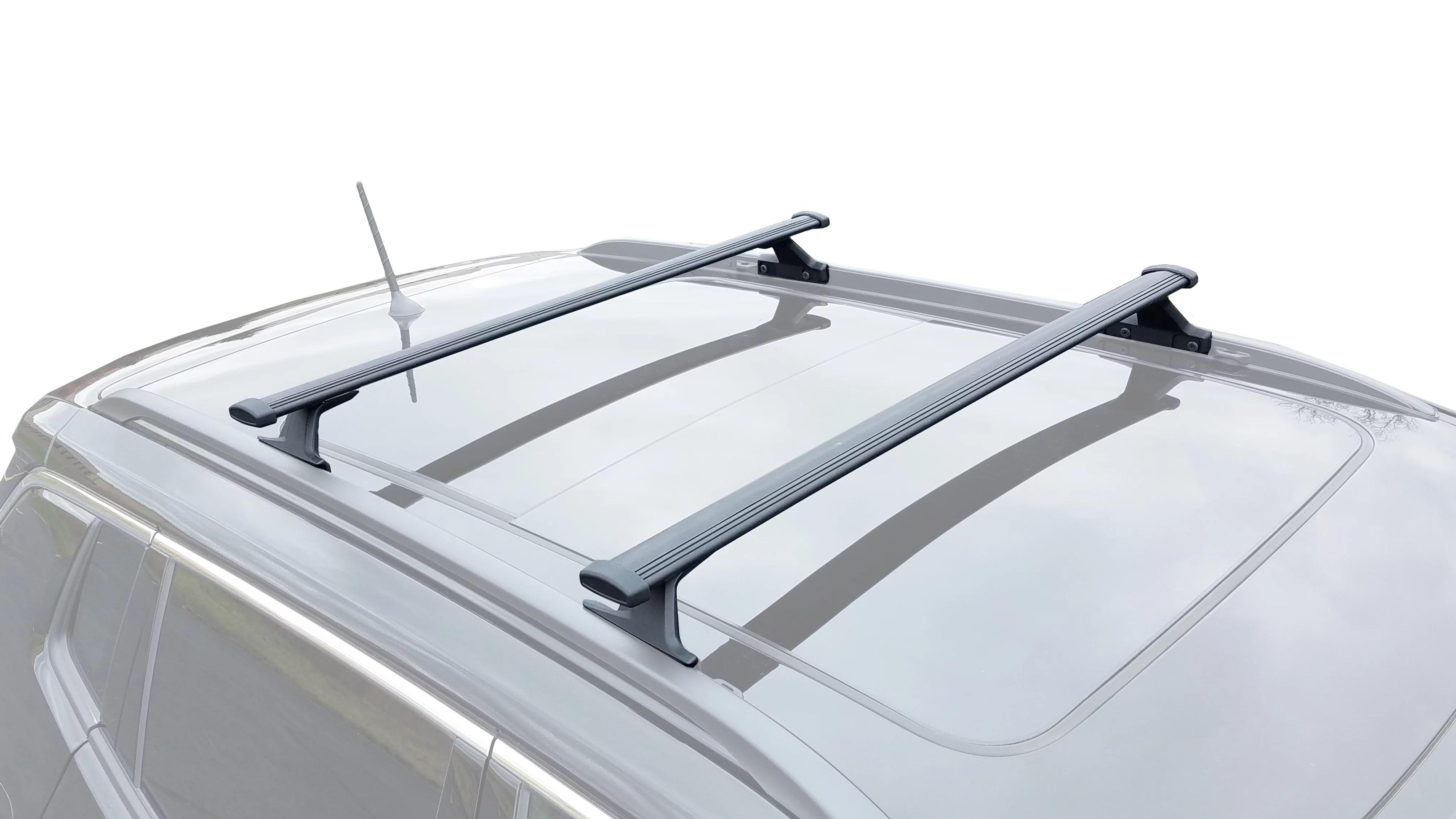 brightlines 2018 2021 jeep compass roof rack crossbars