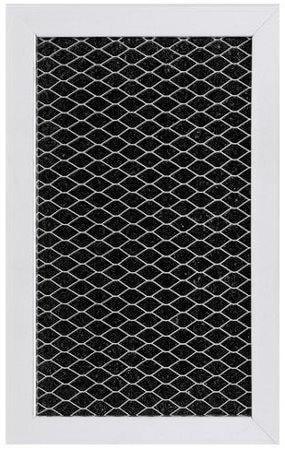 ge jx81j wb02x11124 wb06x10823 microwave recirculating charcoal filter 1 pack