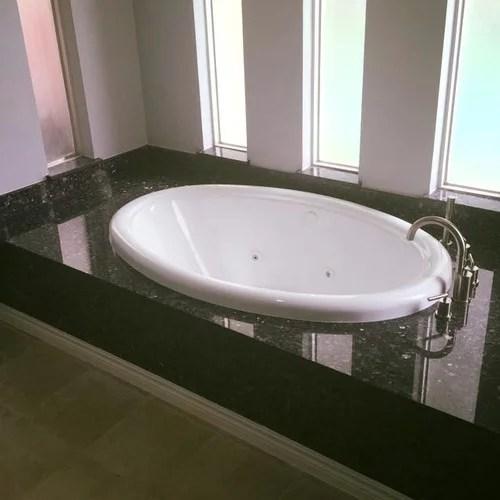 American Acrylic 58 X 39 Soaking Bathtub