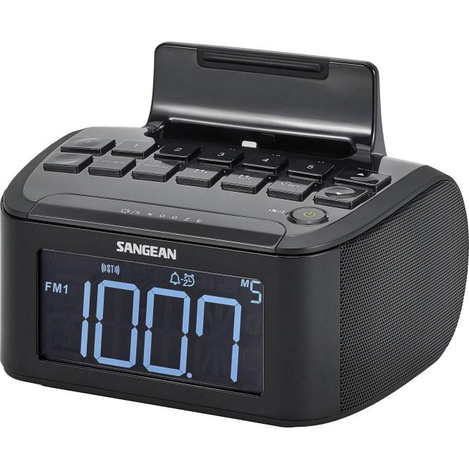 Clock Radio With Cd Player